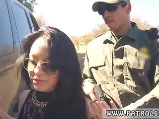 Agent police movie and hot xxx Russian Amateur Takes it Like a Pro | agentofficerrussian