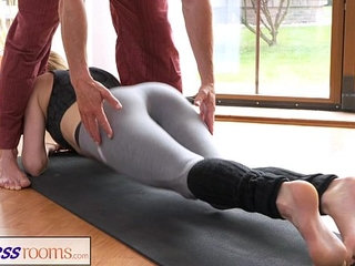FitnessRooms Gym users sexual fantasy all come true | gym