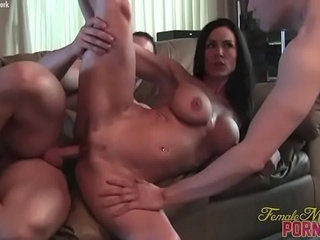 Kendra Lust Gets Fucked and Muscle Worship | muscleworship