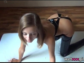 Anal sex in leather | analleather