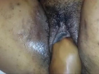 Playing with my neighbour aunty wet pussy | auntywet