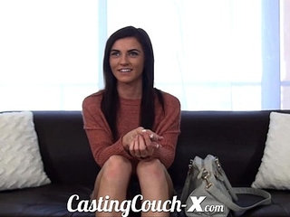 Casting Couch X Shy girl wants to be get fucked on cam   camshowcastingcouchgirlshy
