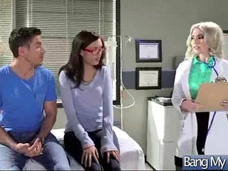 Hard Sex Tape With Dirty Doctor Bang Horny Patient movie | dirtydoctorhornysex tape