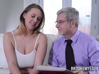 Beautiful young girl with big boobs fucked by a old man for Money   beautifulbig boobsmoneyold manyoung