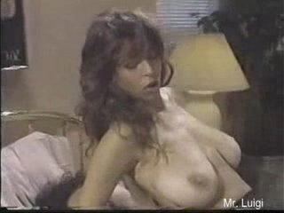 Classic Porn Ron Jeremy and Christy Canyon   classic