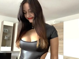 Fuck with girl in latex home porn, cum on ass, cool tits | asscumgirlhome videolatextits
