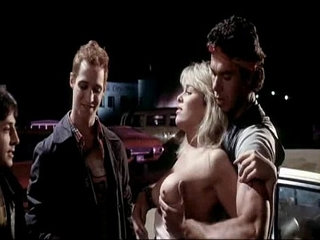 Suzee Slater forced Topless scene from Hollywood movie | forcedtopless
