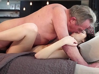 Old and Young Porn Sweet innocent girlfriend gets fucked by grandpa | girlfriendgrandpainnocentold and youngsweet